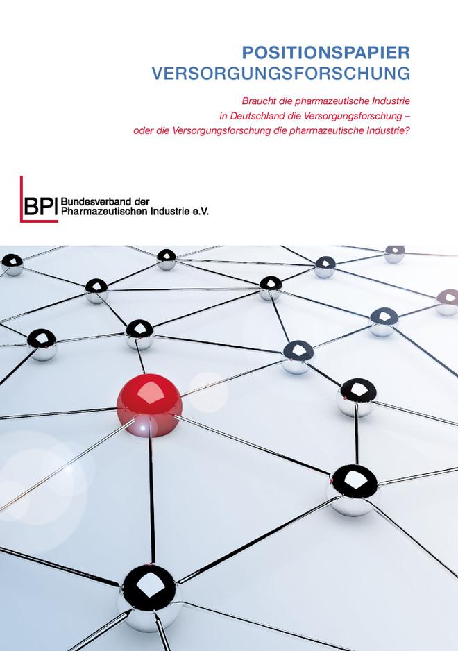 BPI-Positionspapier Versorgungsforschung