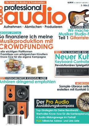 Professional audio 03/2017