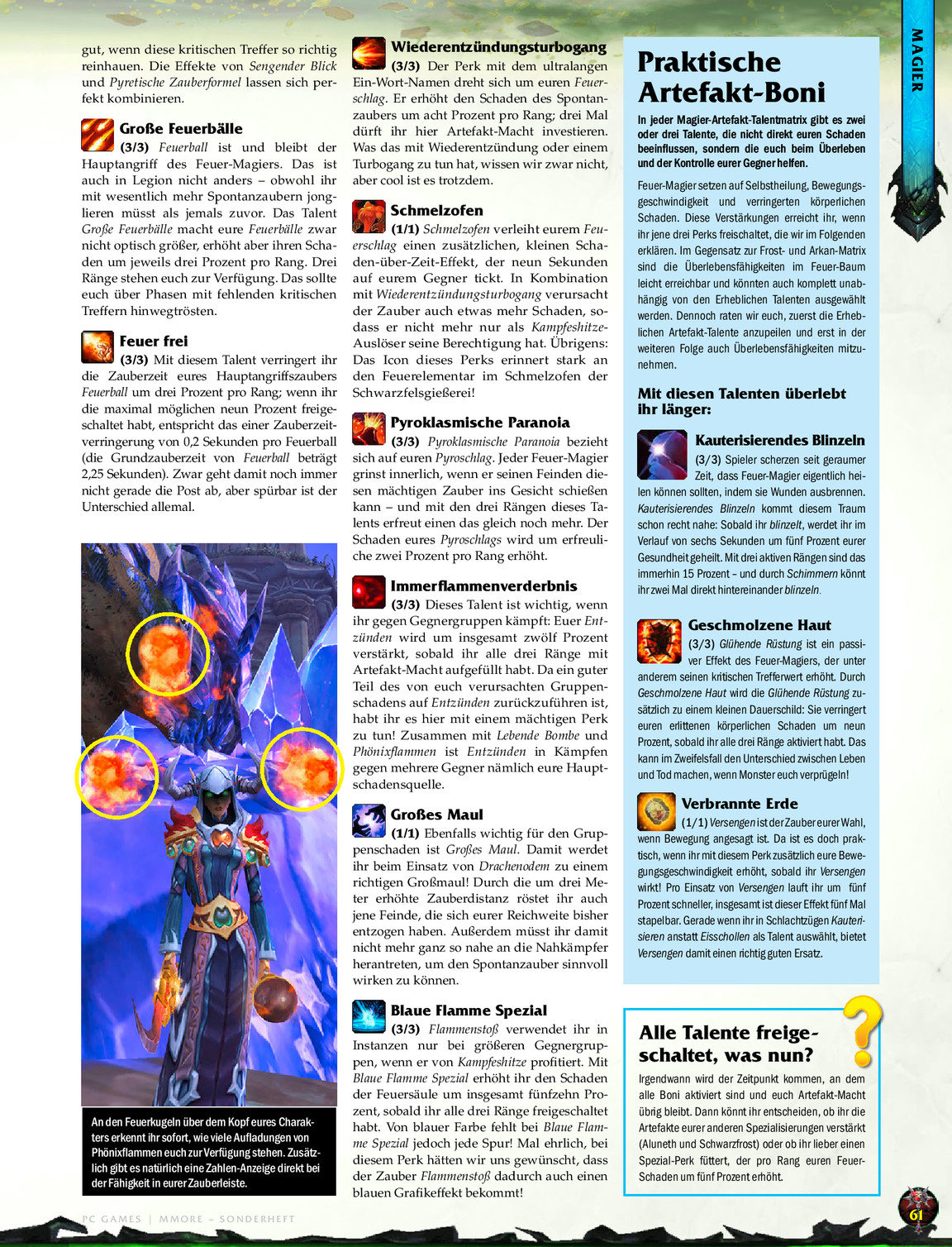 Buffed Sonderheft World Of Warcraft Legion Pc Games Mmore