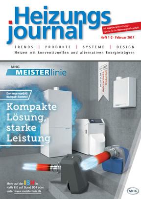 HeizungsJournal 1-2/2017