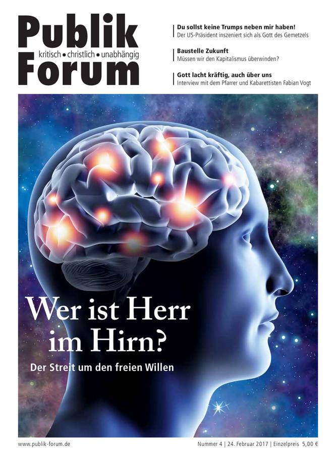 Publik-Forum, 04/2017