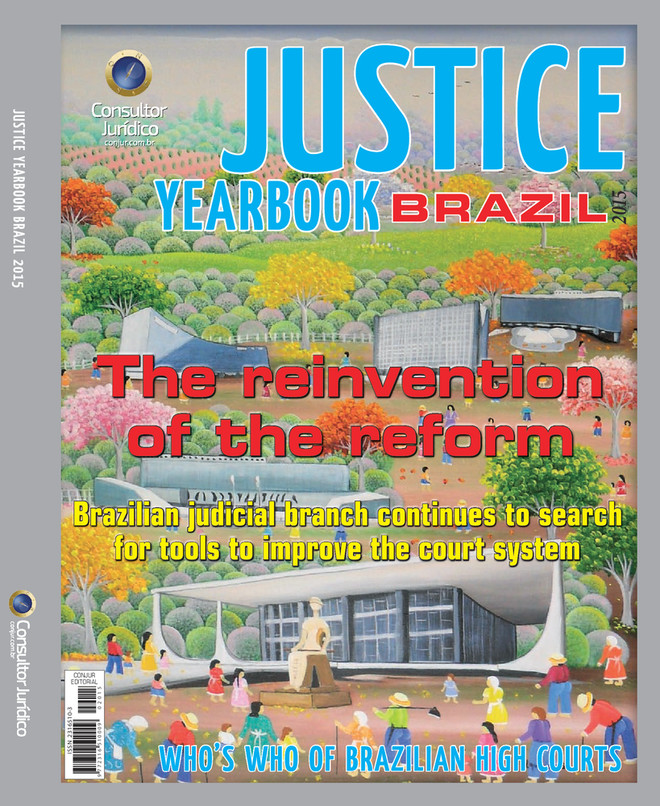 Brazil Justice Yearbook 2015