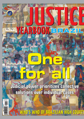 Brazil Justice Yearbook  2014