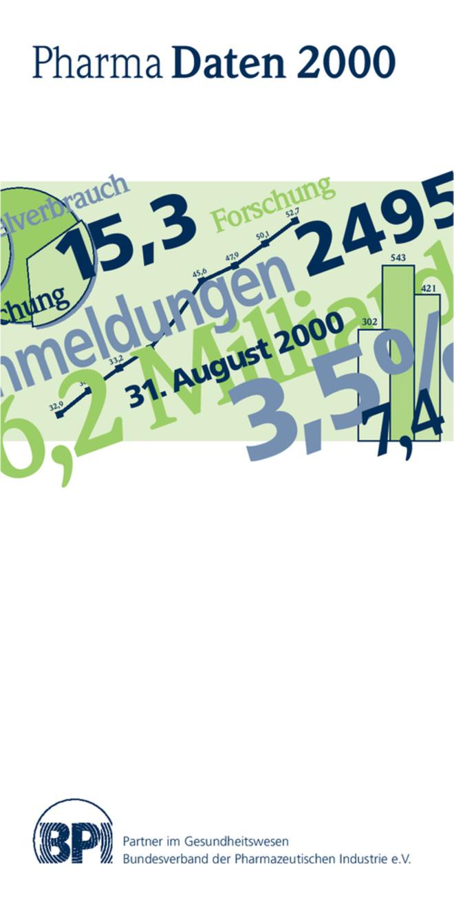 Pharma-Daten 2000