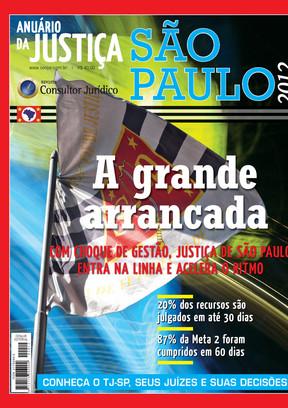 Anuário da Justiça São Paulo 2012 Edição