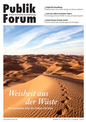 Publik-Forum, 05/2017