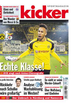 kicker 21/2017