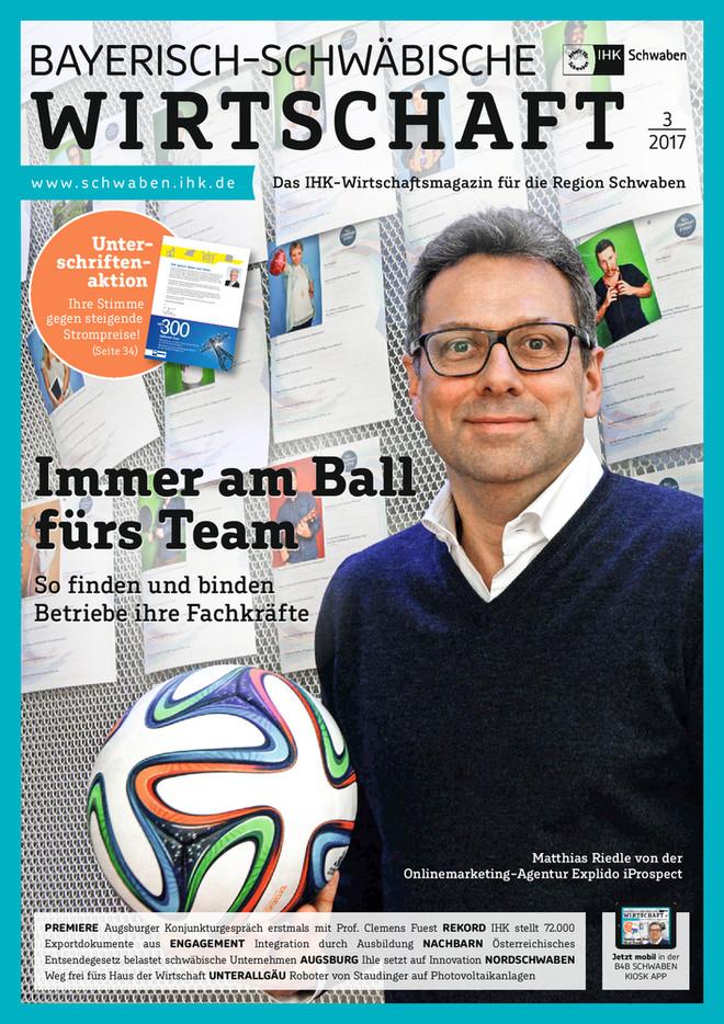 Bayerisch-Schwäbische Wirtschaft 03/2017
