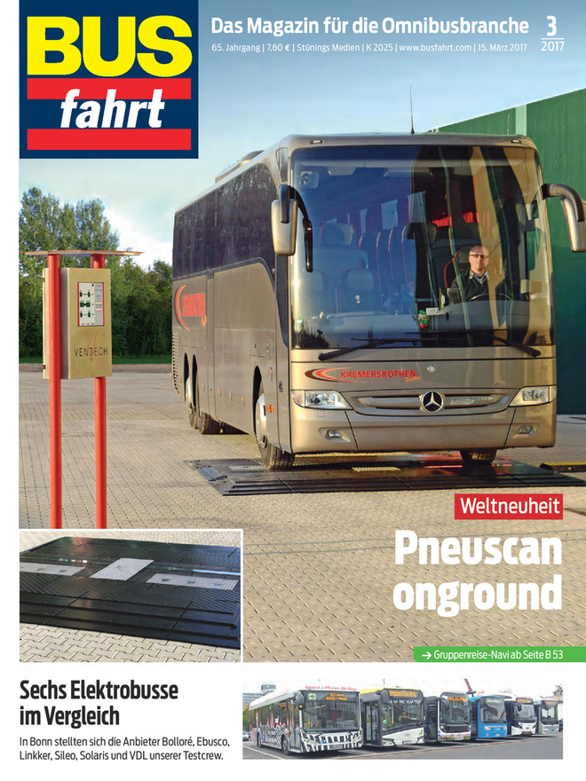 Bus-Fahrt 3/2017