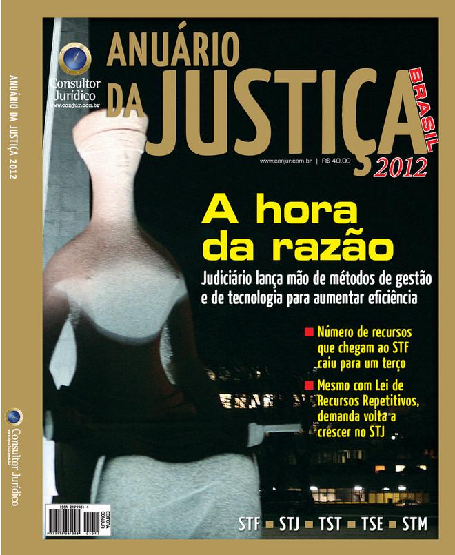 Anuário da Justiça Brasil 2012