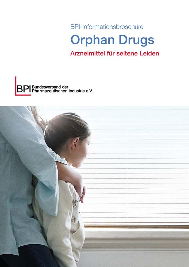 BPI-Informationsbroschüre: Orphan Drugs - Arzneimittel für seltene Leiden