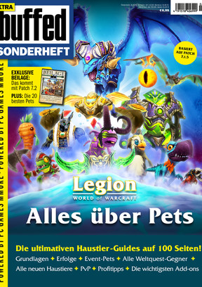 "buffed-Sonderheft ""Legion - Alles über Pets"""