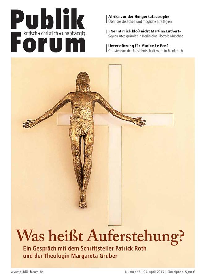 Publik-Forum, 07/2017