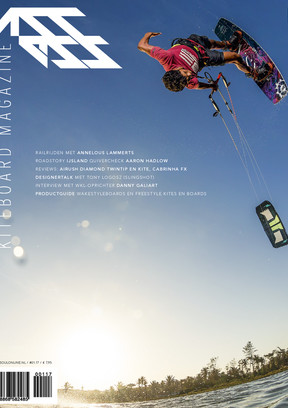 Access kiteboard magazine  #1 2017 preview