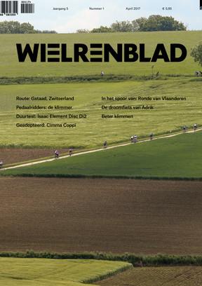 Wielrenblad #1 2017