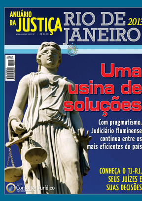 Anuário da Justiça Rio de Janeiro 2013