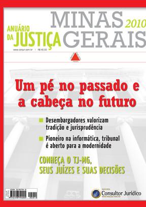 Anuário da Justiça Minas Gerais 2010