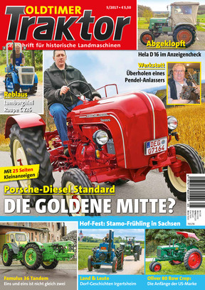 Oldtimer Traktor 5/2017