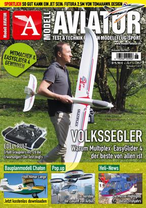 Modell AVIATOR Ausgabe 06/2017