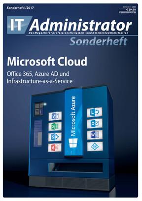 Sonderheft I/2017 – Microsoft Cloud