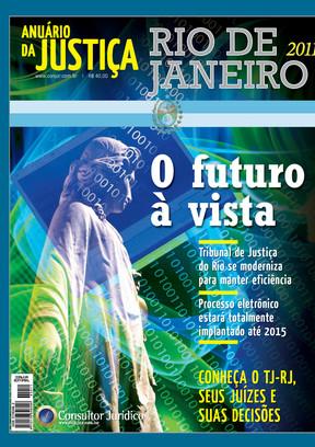 Anuário da Justiça Rio de Janeiro 2011