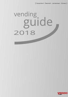 VENDING GUIDE 2018