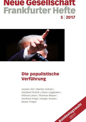 5 | 2017 – Die populistische Verführung