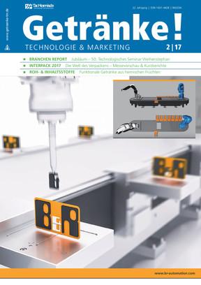 Getränke! Technologie & Marketing 2/17