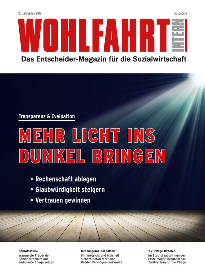 Wohlfahrt Intern 5/2017