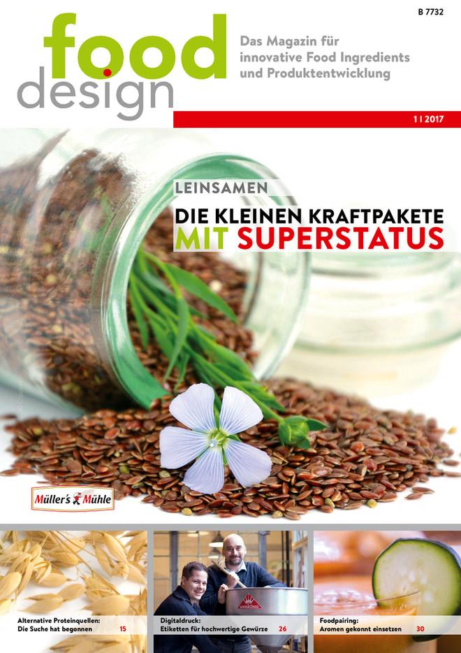 fooddesign Ausgabe 1/2017