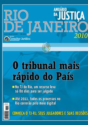 Anuário da Justiça Rio de Janeiro 2010