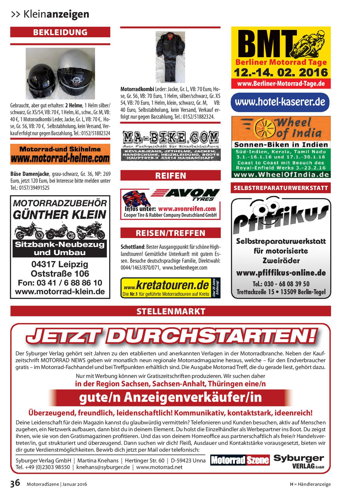 MotorradSzene Treff 0116   MotorradSzene