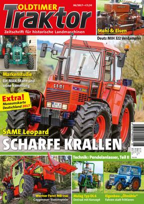 Oldtimer Traktor 6/2017