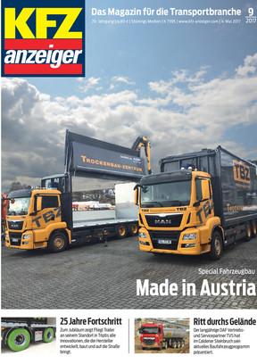 KFZ-Anzeiger 09/2017