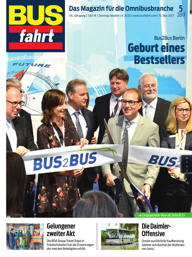 Bus-Fahrt 05/2017