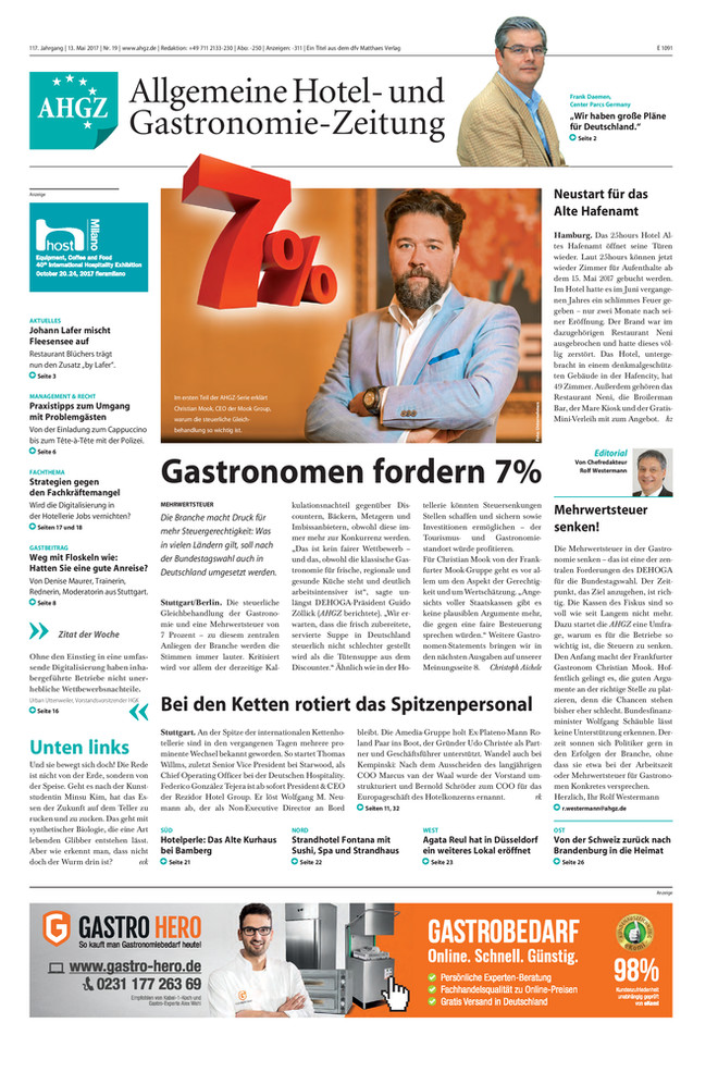 Ausgabe 19 / 2017