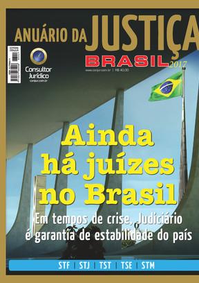 Anuário da Justiça Brasil 2017