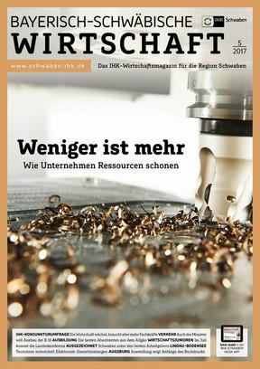 Bayerisch-Schwäbische Wirtschaft 05/2017