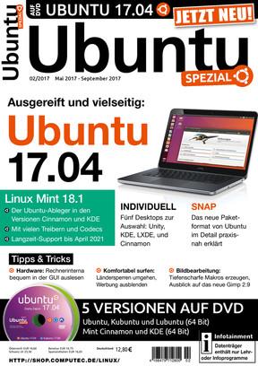 Ubuntu Spezial 02/2017