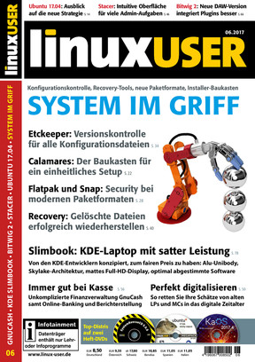 Linux User 06/2017