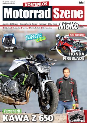 MotorradSzene MoKo 05/17
