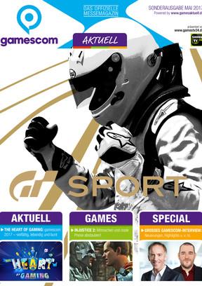 gamescom AKTUELL Sonderausgabe Mai 2017 GA