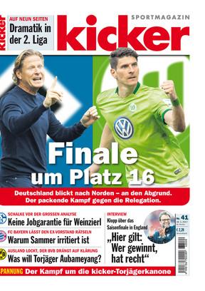 kicker 41/2017