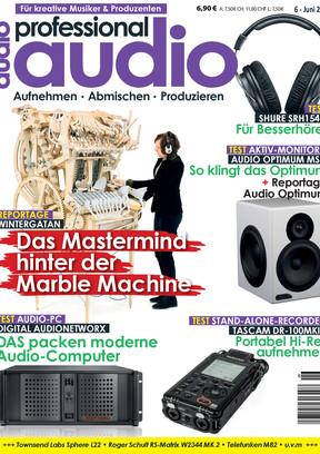 Professional audio 06/2017