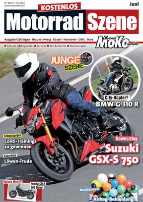 MotorradSzene MoKo 06/17