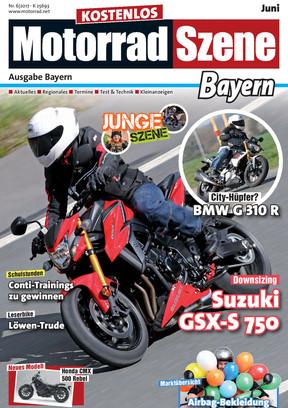 MotorradSzene Bayern 06/17
