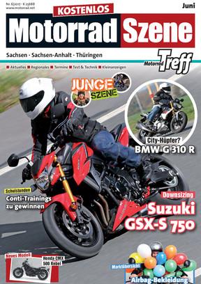 MotorradSzene Treff 06/17
