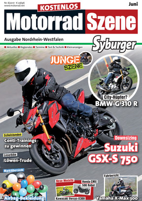 MotorradSzene Syburger 06/17