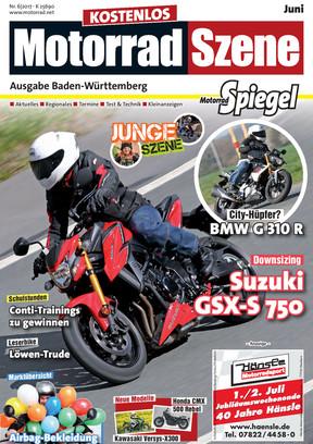 MotorradSzene Spiegel 06/17