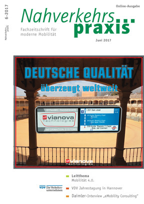 Nahverkehrs-praxis 06/2017